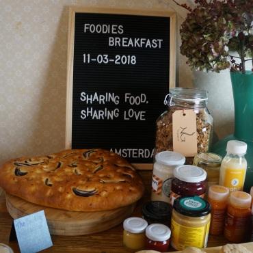 foodies breakfast